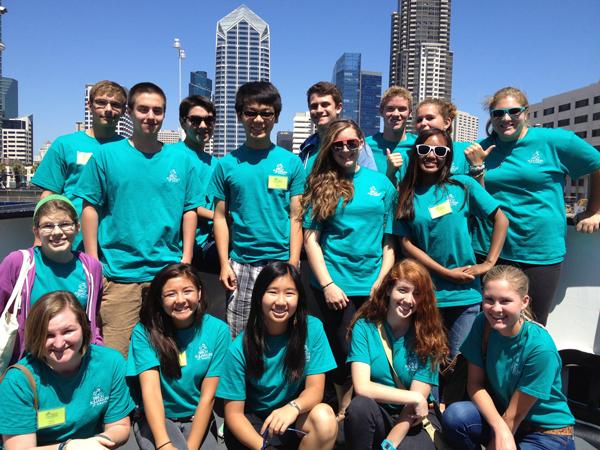 Youth Summer Interns