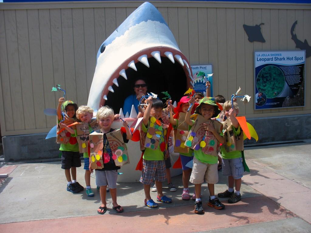 Summer Learning Adventure Camp at Birch Aquarium
