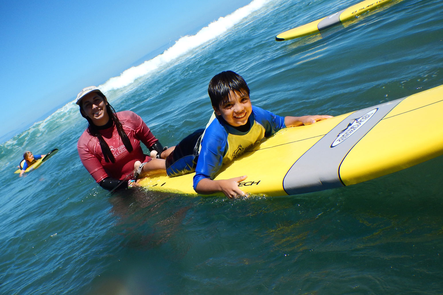 Make a Splash at Summer Learning Adventure Camp