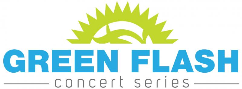 Green Flash Concert Series logo