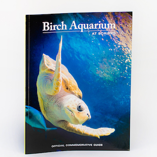 Birch Aquarium Commemorative Guide