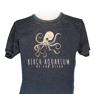 Birch Aquarium Octopus T-shirt